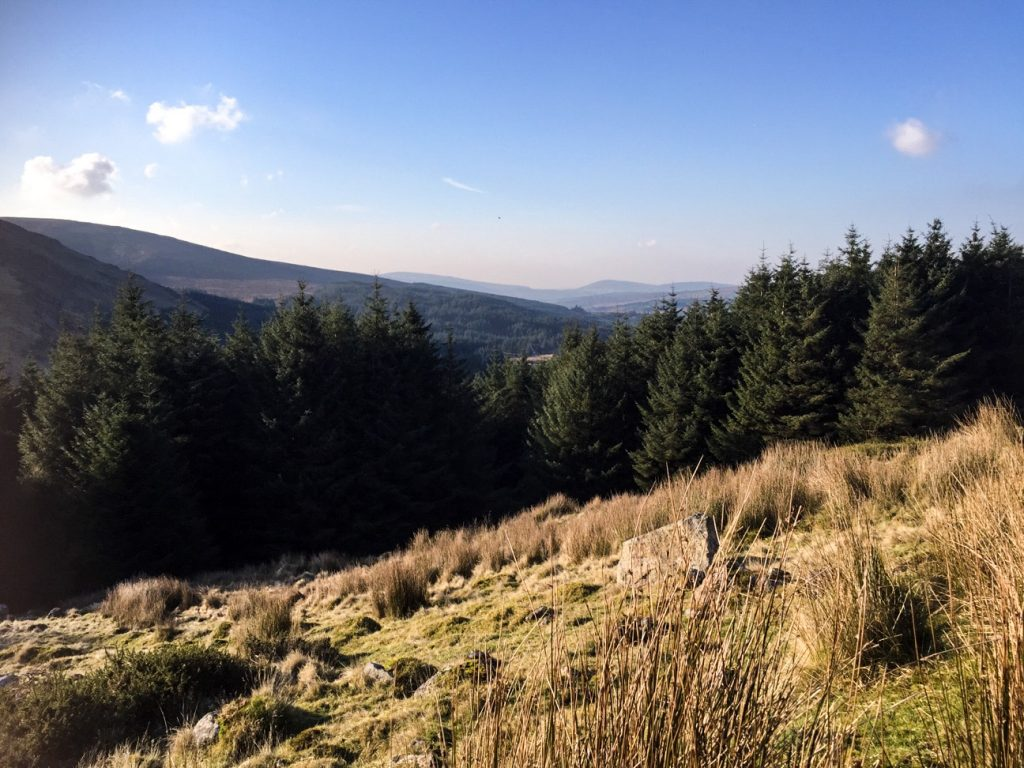 Wicklow hikes boast beautiful views
